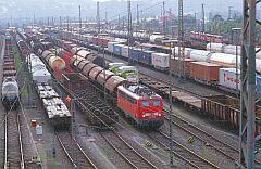 Güterbahnhöfe ladestellen und entfernungen